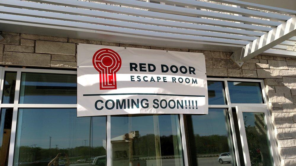 Red Door- Plano TX