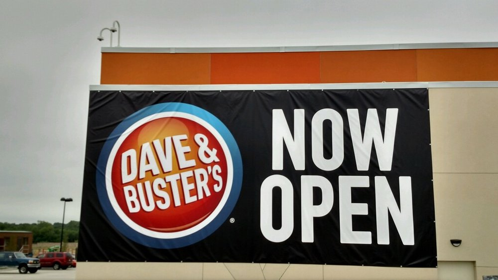 DFW- Dave & Buster's