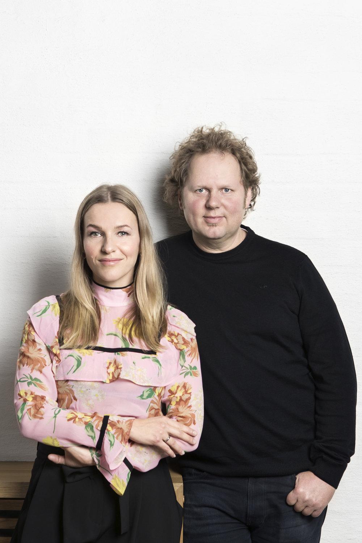 Vi kan godt få barn, eller? - Mari og Jan intervjuer Mari og Jan om barn og det å skrive bok sammen. Igjen.
