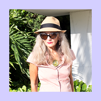 Baiser Beauty Get Inspired Interview - Maria Ashe