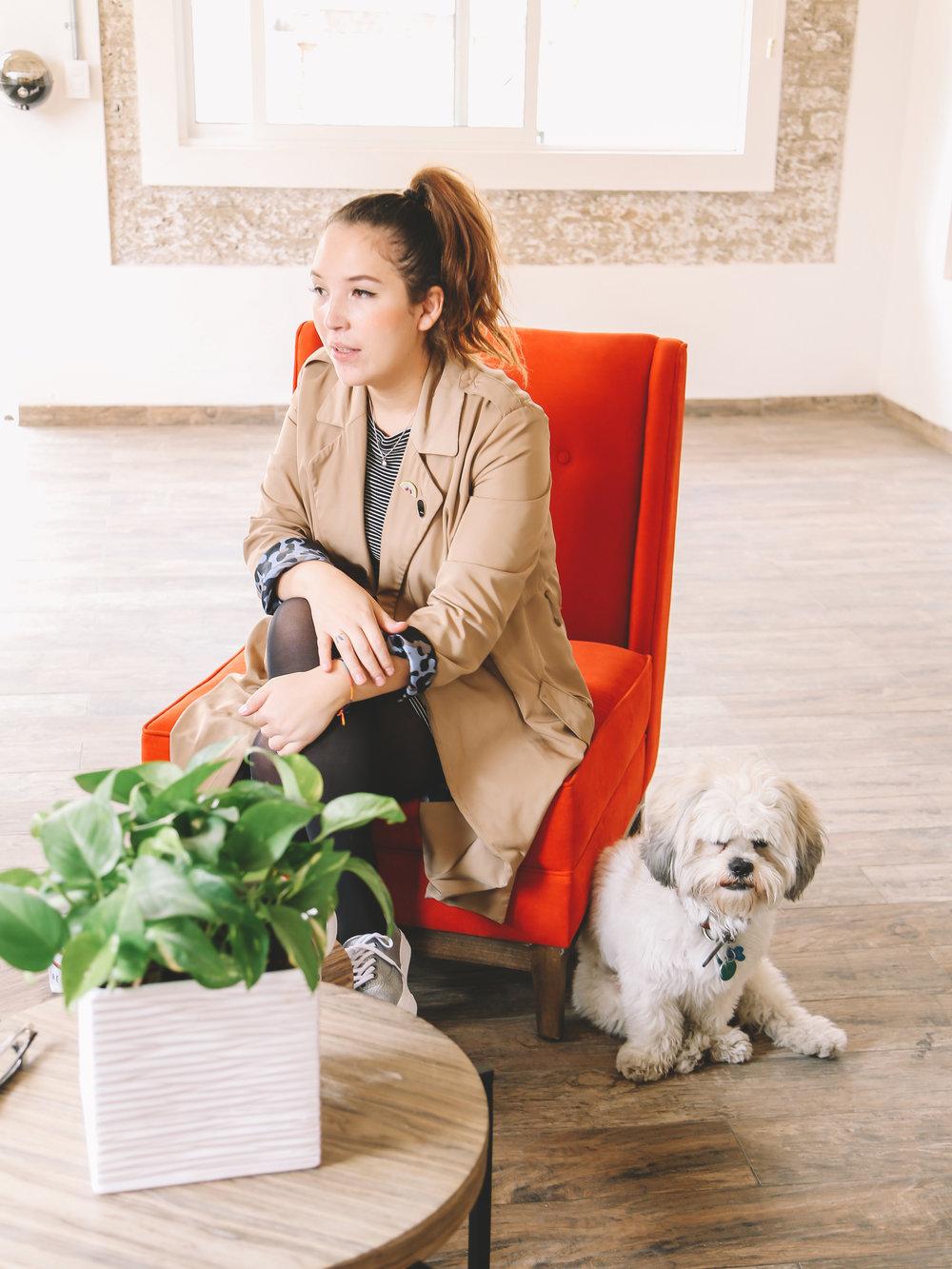 Baiser Beauty Get Inspired - Olivia Meza Meow Mag