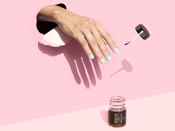 Baiser Press, NAIL IT, The Healing Cuticle Oil is exactly what you need