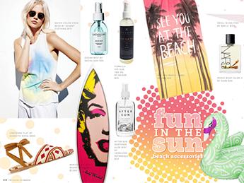 Baiser Press, Remark Magazine, Fun in the sun