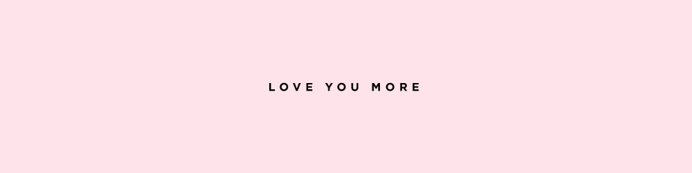 Love You More is a non-profit movement by Baiser, dedicated to creating consciousness about respecting our planet and all it's living creatures. We support organizations that care for the animals, the environment and human beings through activist movements and fundraising.