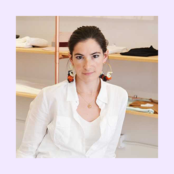Sophie Zembra owner of Antidote store in Wynwood Miami interview by Baiser Beauty