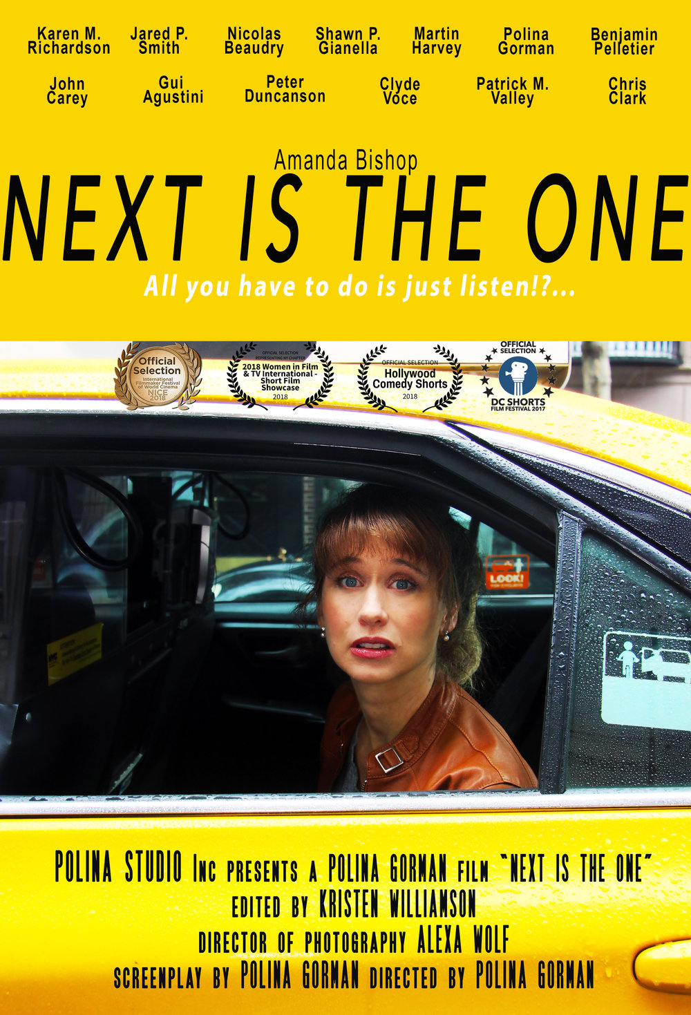 Polina  Gorman - NEXT IS THE ONE Poster_3_31_18.jpg