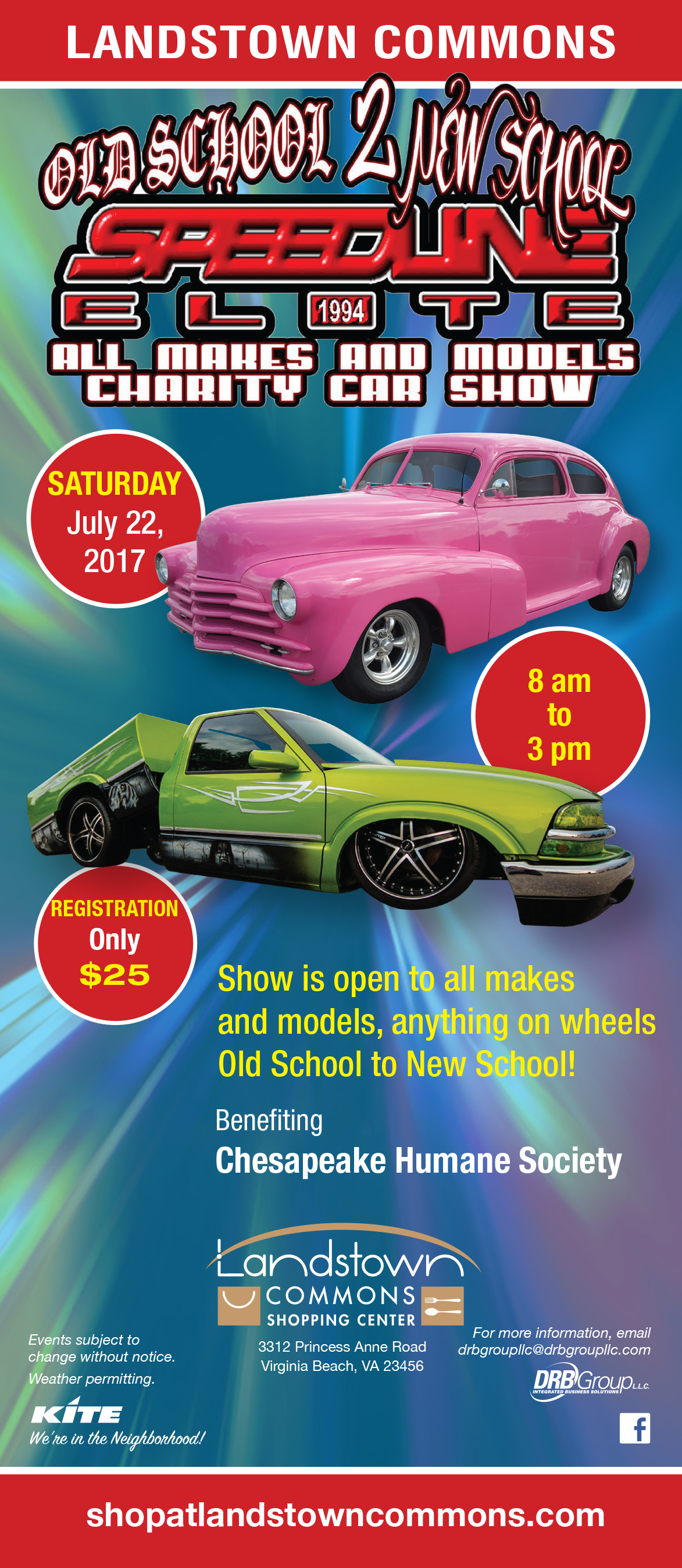 Events Landstown Commons - Car show chesapeake va