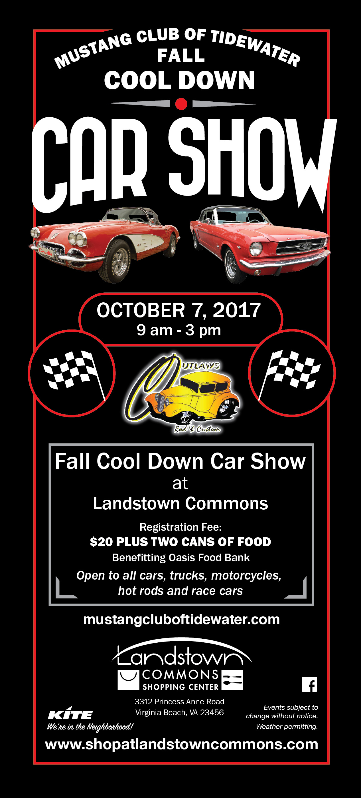 Events Landstown Commons - Virginia beach car show