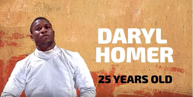 Daryl Homer - Behind the Mask