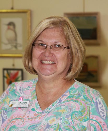 Tammy Pruitt, RN, Director of Nursing