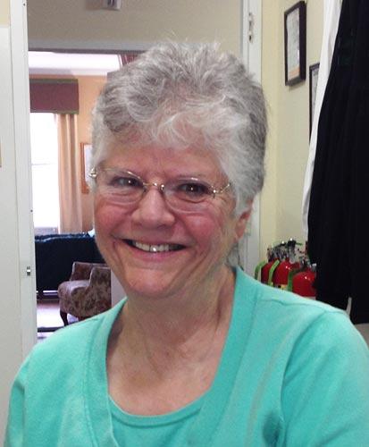 Debbie Heffron, Dietician