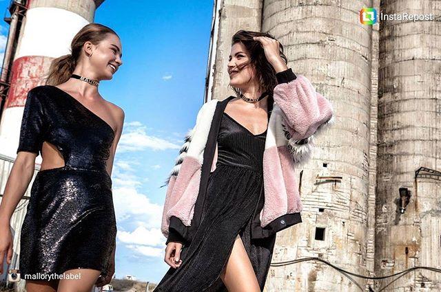 #repost#fashion #shooting #advertisingphotography #womensfashion FOR:@mallorythelabel PHOTOGRAPHER :@VAL_SCHIZA STYLING :ALEXANDRA LIGGOU MUA:@mitsiali MODELS :@polinanikova @camille.badass