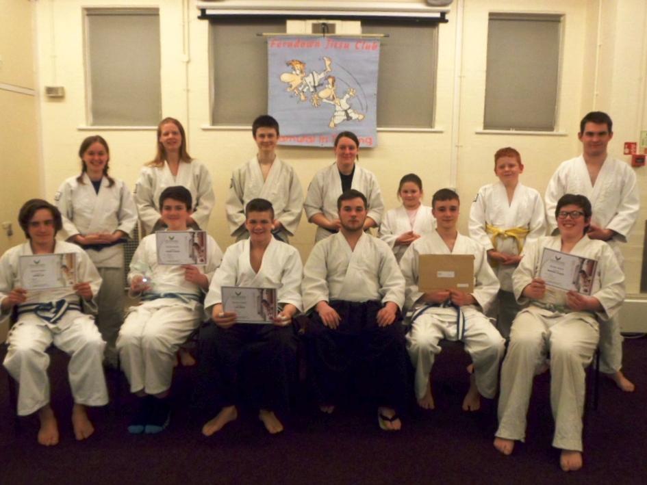 Ferndown Jitsu 2013