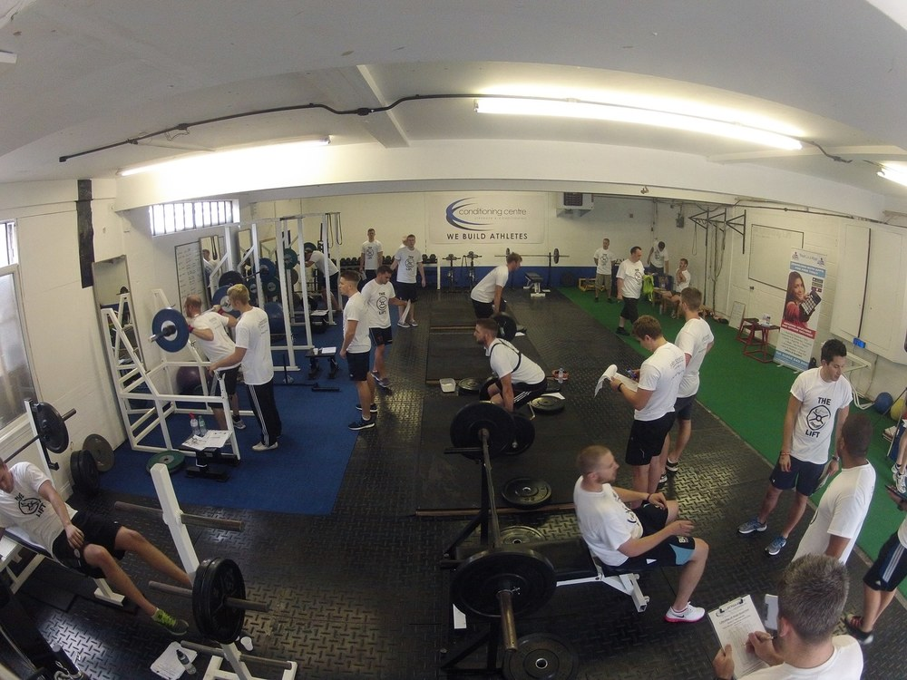 conditioning centre