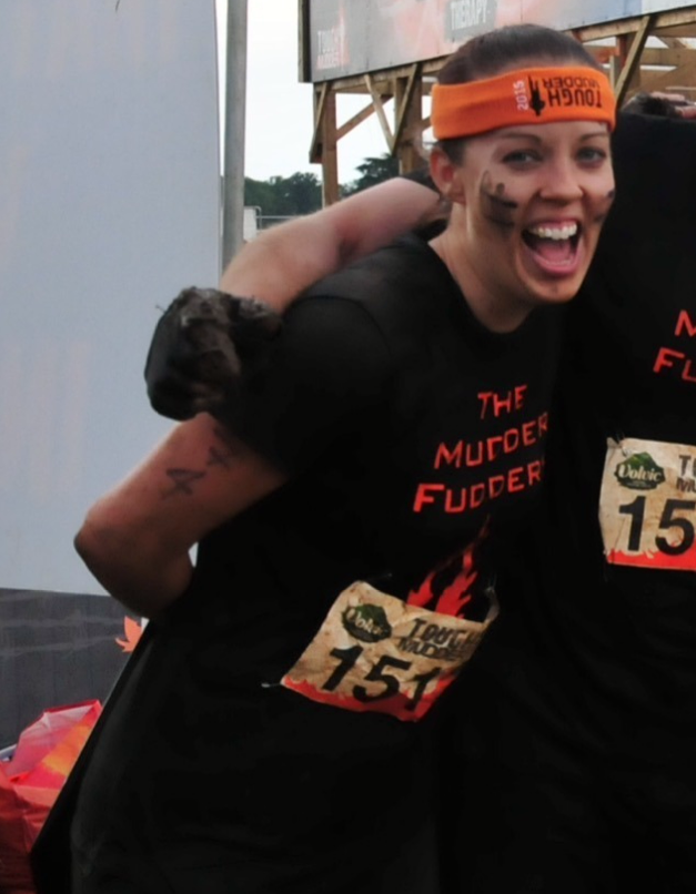 michelle tough mudder