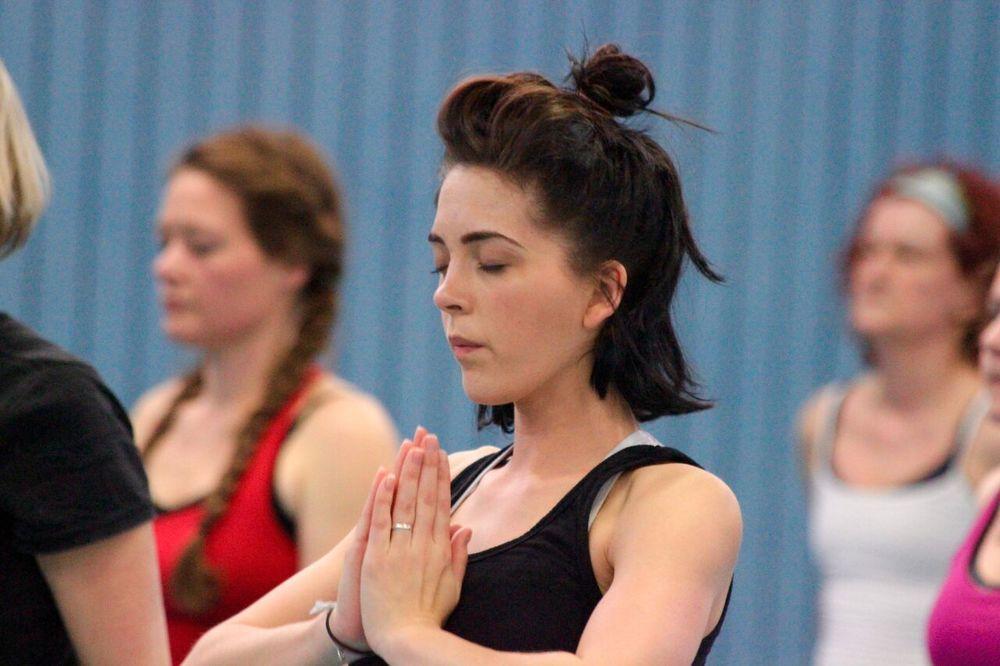 yogathon 1