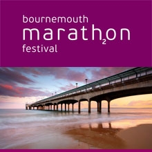 Image result for bournemouth marathon logo