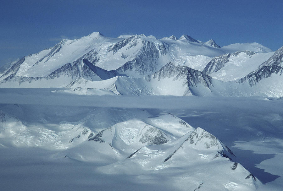 Mount Vinson is the coldest of the Seven Summits. The Vinson Massif has a polar climate with low snowfall but high winds and severely low temperatures.  Temperatures from November until February, average about -20 F! Wind coupled with cold air temperatures results in brutally low wind-chill temperatures, forming the greatest threat to climbers.