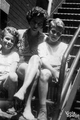 Viola Spolin, Bill and Paul Sills