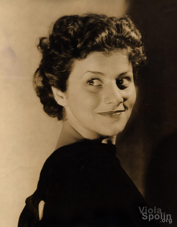 Viola Spolin, 1930s