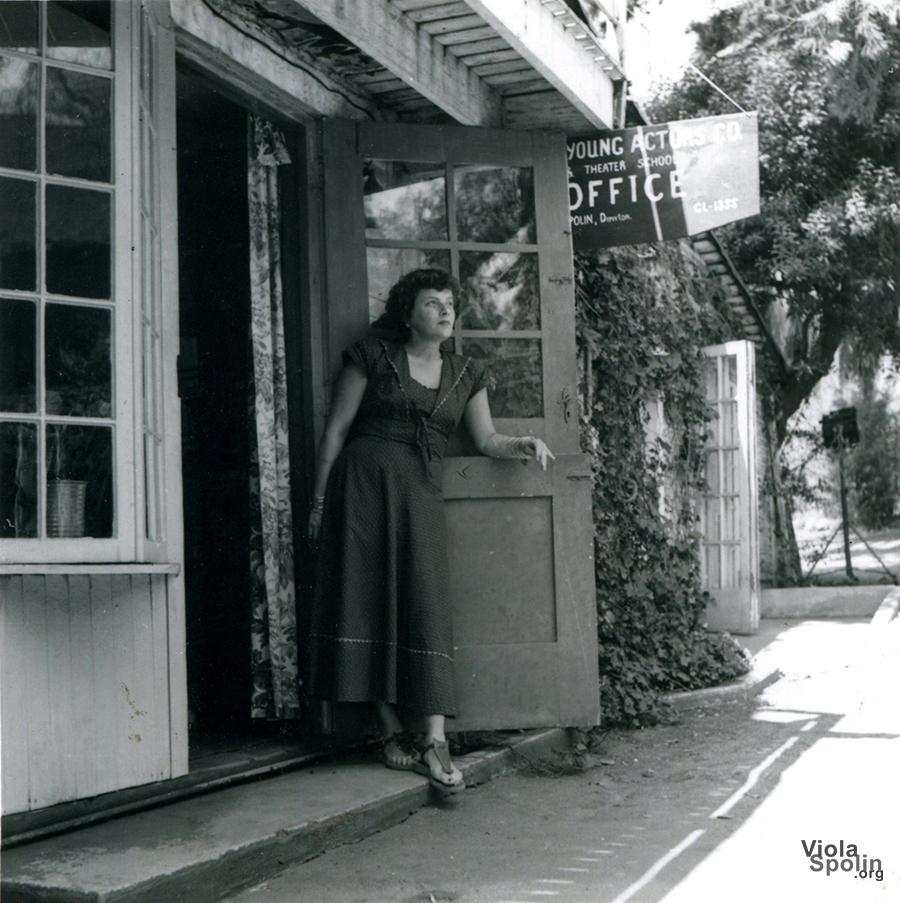 Viola Spolin at Young Actor Company