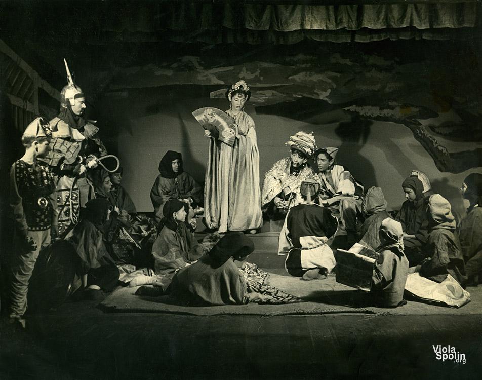 Viola Spolin's Young Actor Company