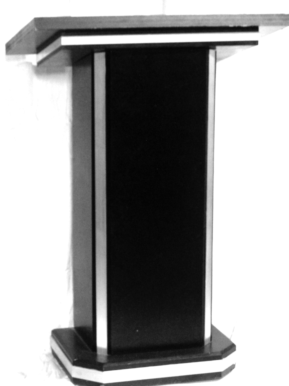 The Minneapolis rental podium by You Want What? Productions INC