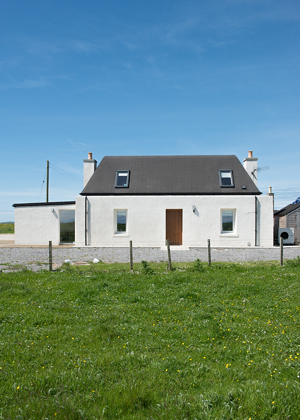 Creagan Cottage , Renovation & Extension, Isle of Tiree