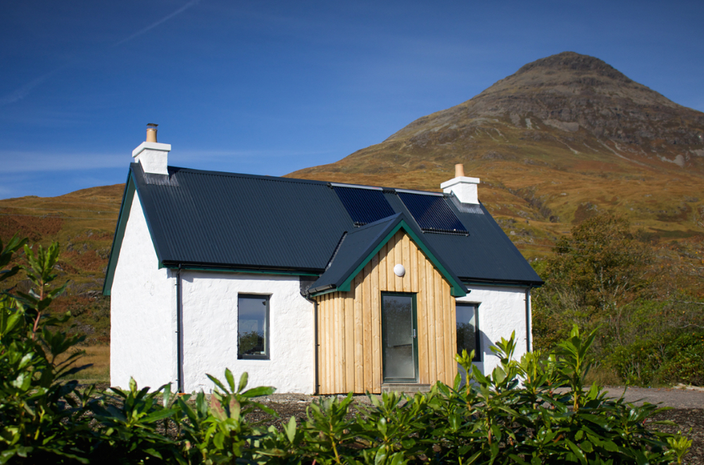 Dobhran Cottage - Renovation, Isle of Mull