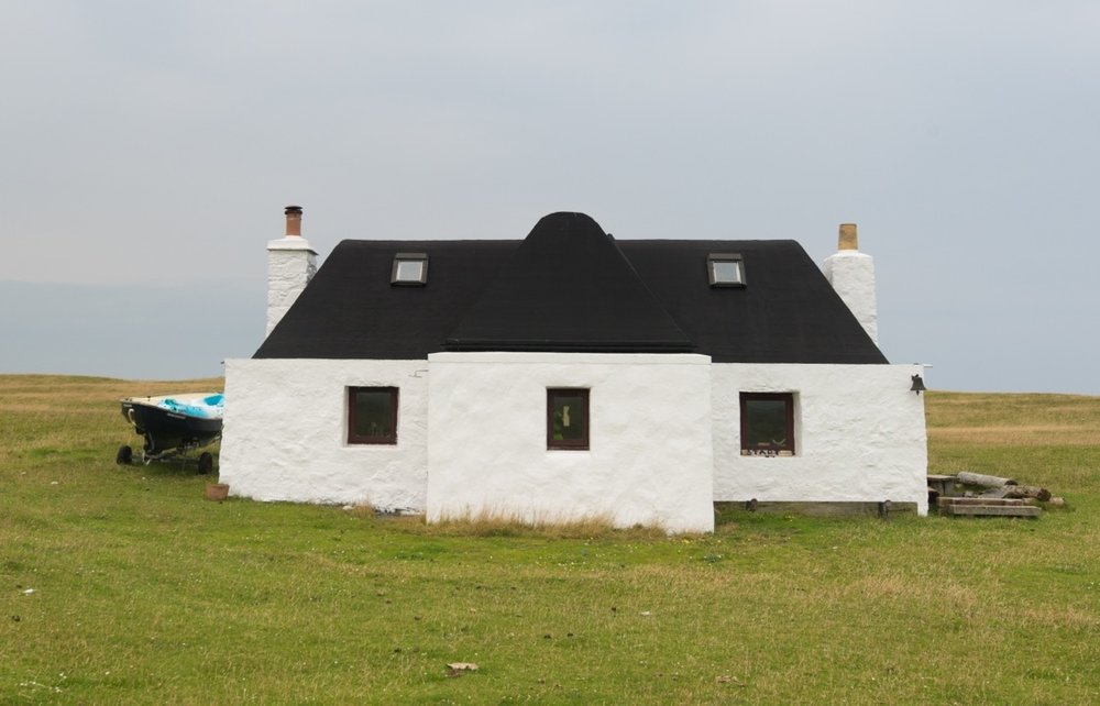 Mialum -  Extension of Blacktop House,    Isle of Tiree