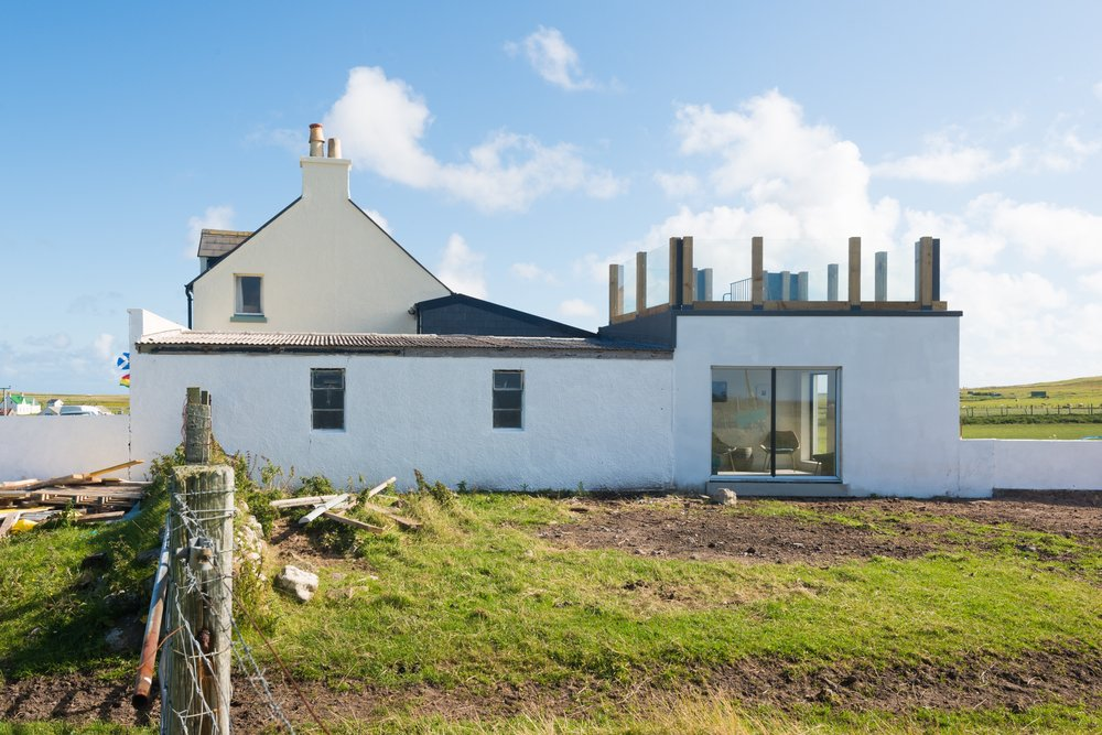 Lochan Ban - New Build Garden Room, Isle of Tiree