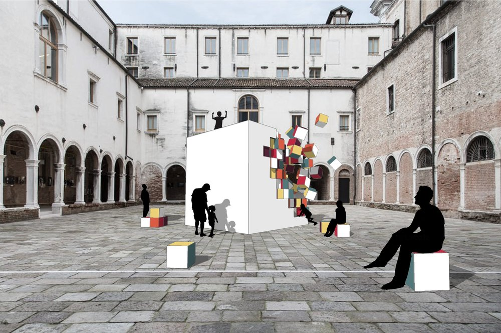 [ Freespace ]  Concept for Scotland's Pavilion at the 2018 Venice Architecture Biennale