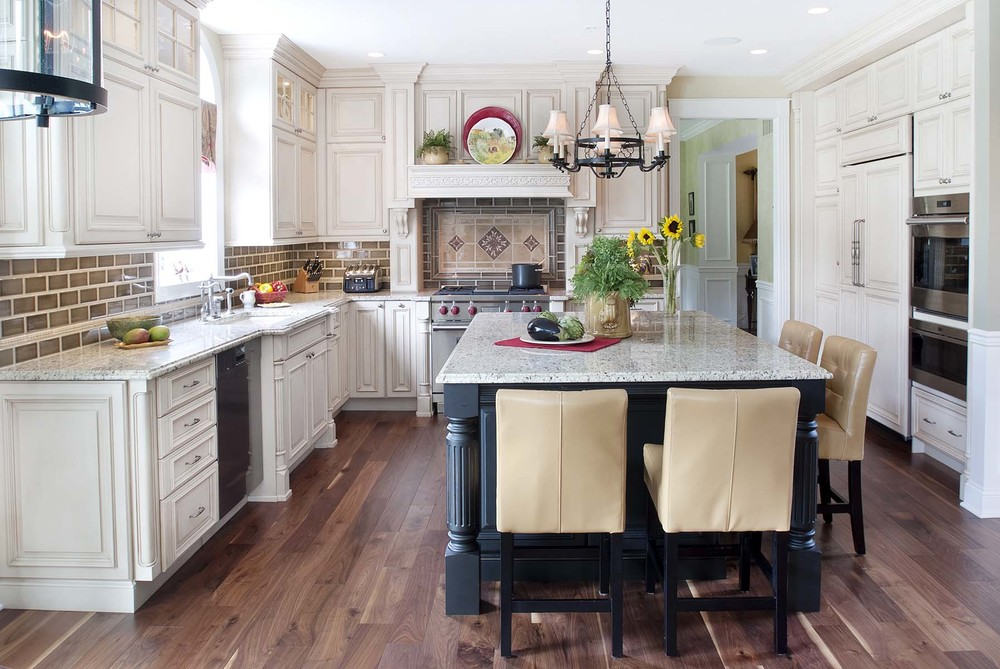 High Quality American Homestead Kitchens