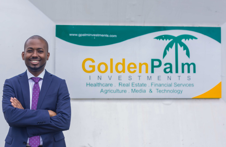 Photo courtesy of Golden Palm Investments
