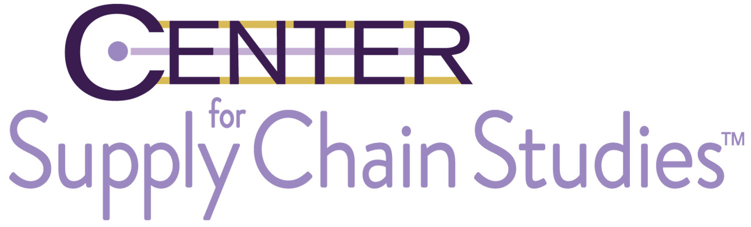 Center for Supply Chain Studies