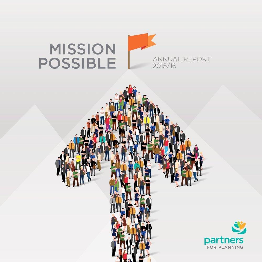 P4P Annual Report 2015/16 -