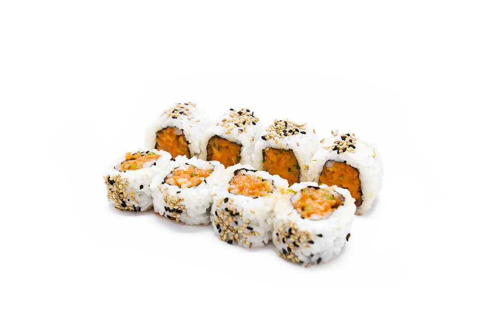 <p>Spicy Tuna</p>