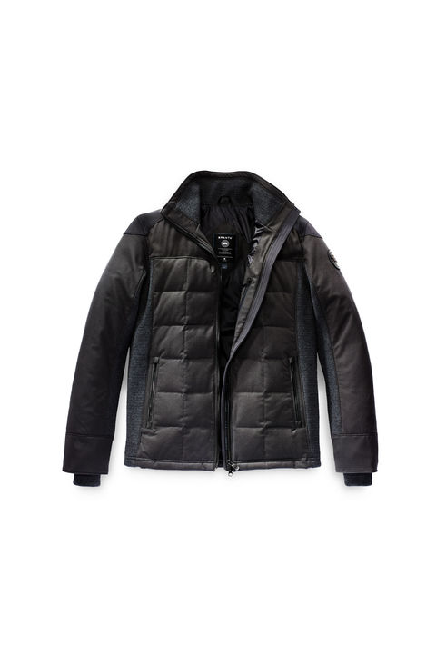 Canada Goose Stirling Jacket Black Label