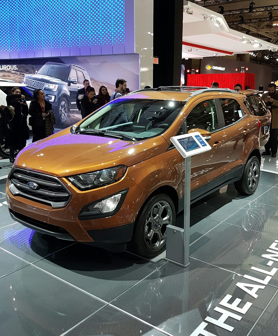 All new Ford Ecosport