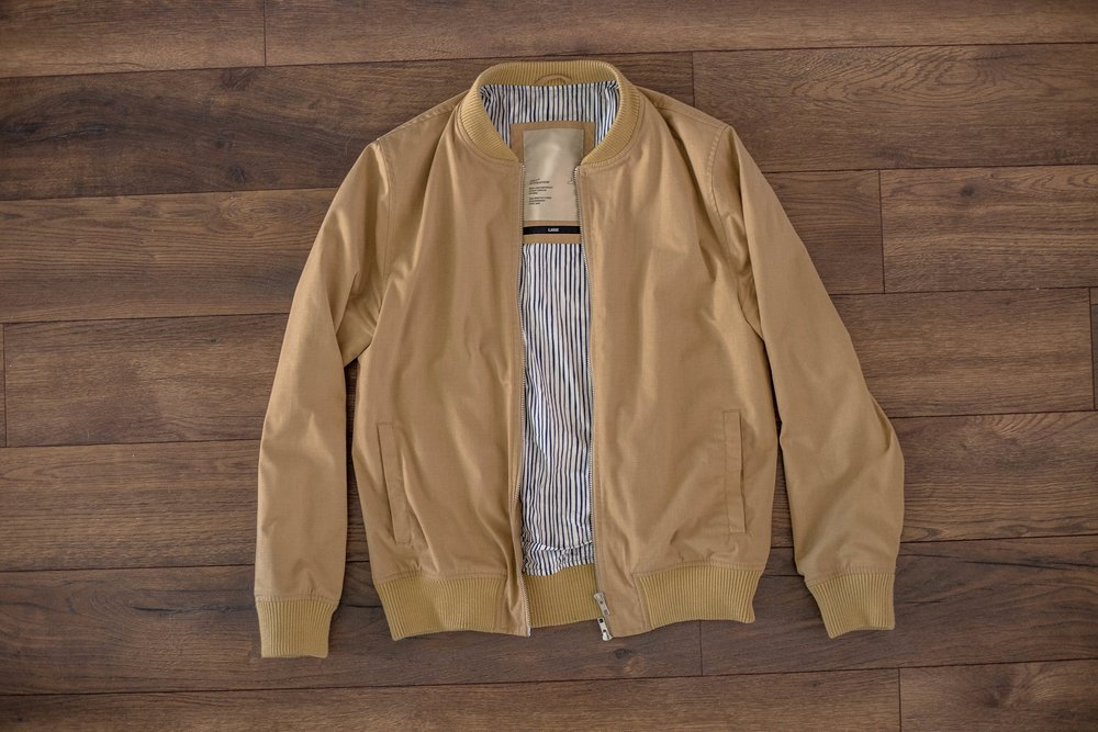 Unfortunately this jacket can't be purchased on thebay.com, you gotta go in store for this bad boy!