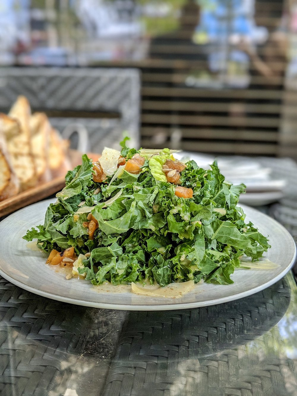 Emerald Kale Salad