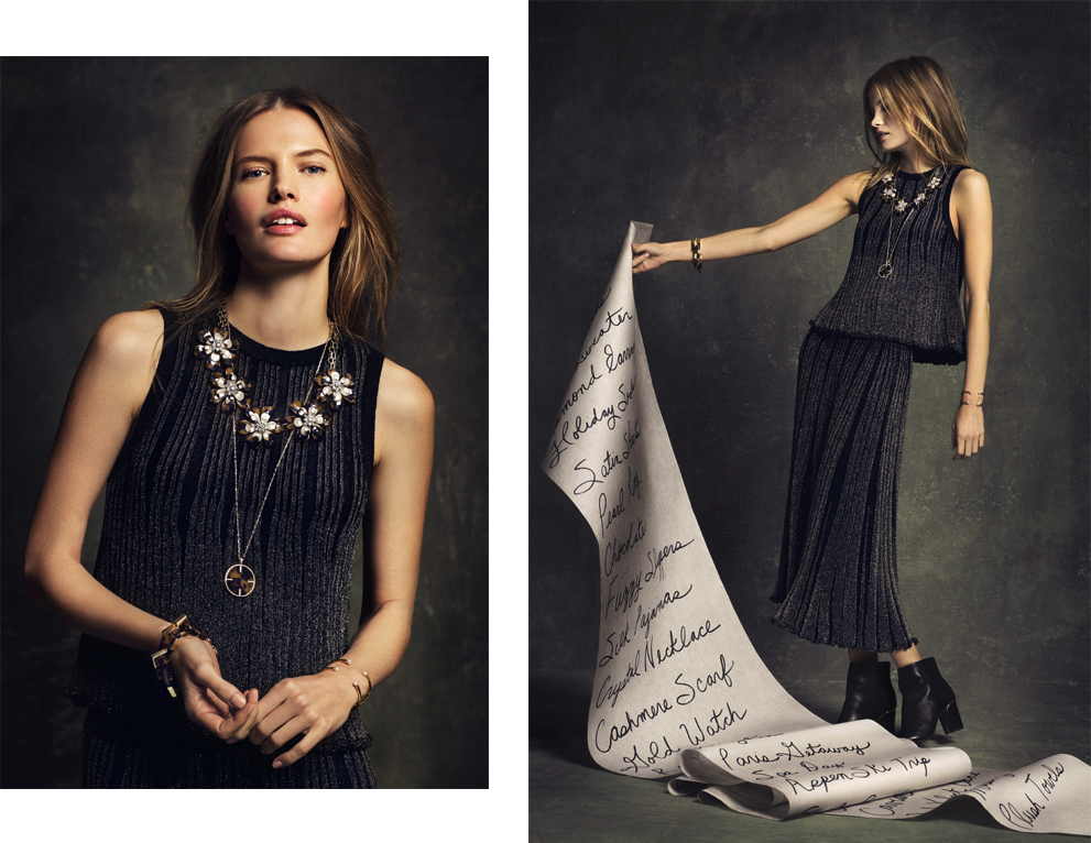 BAUBLEBAR HOLIDAY '15 CAMPAIGN