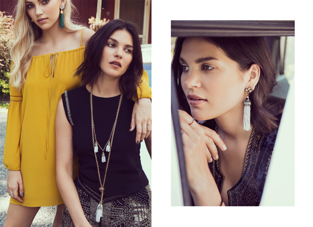 BAUBLEBAR AUGUST '15 CAMPAIGN