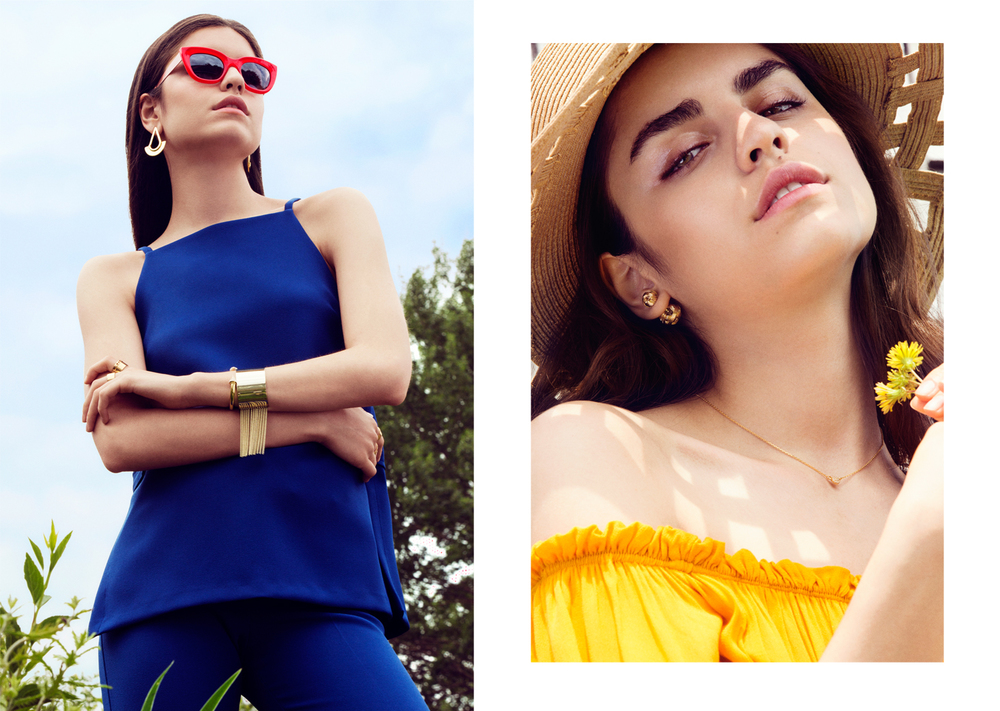 BAUBLEBAR JULY '15 CAMPAIGN