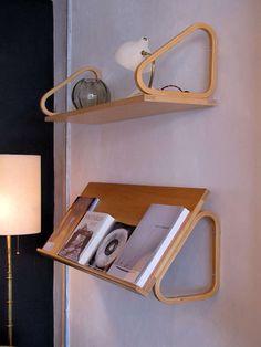 Alvar Aalto Shelves   http://ift.tt/2ncwpaI