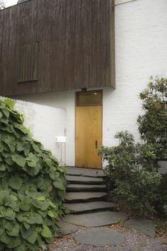 Alvar Aalto house in  http://ift.tt/2iuJYgk