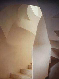 Circular stair by Sa  http://ift.tt/2g49f38