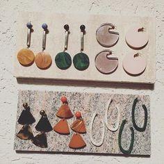 Rachel Comey earring  http://ift.tt/2cDvMz3
