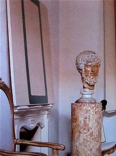 Cy Twombly's Rome ho  http://ift.tt/2aCyXdu