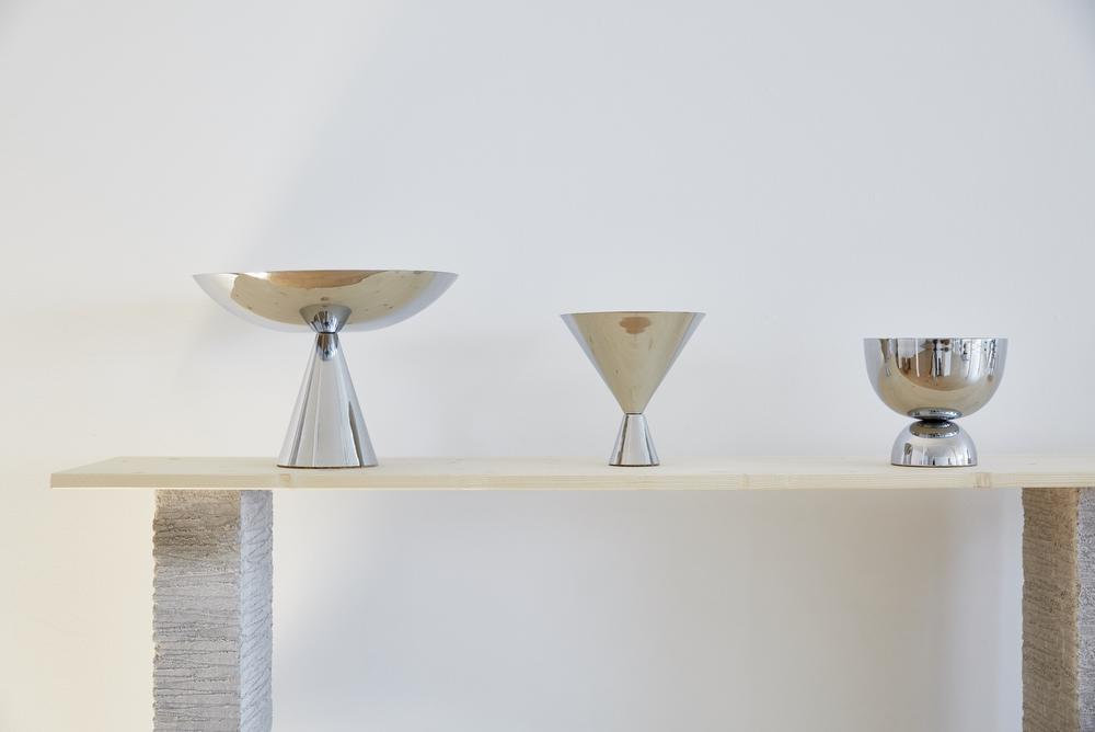 @esradandin  's steel bowls